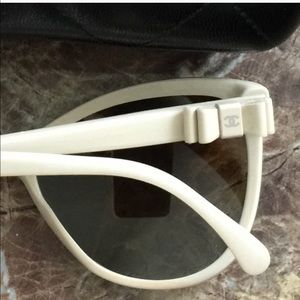 CHANEL Accessories - CHANEL cat eye sunglasses